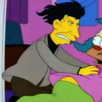 """Krusty wants out!"" ""No...the world needs laughter."" #RIPLeonardNimoy http://t.co/63fLMgJzSw"