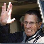 È morto Leonard Nimoy, a 83 anni. Aveva interpretato il vulcaniano Spock nella serie televisiva Star Trek. http://t.co/RfV1ljxAeb