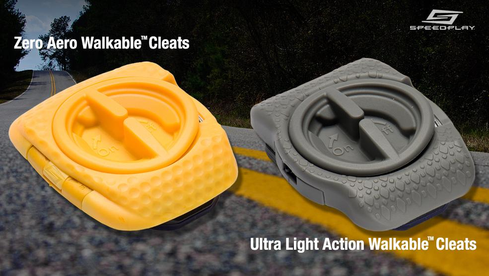 Walkable Cleats just released. Zero Aero and Ultra Light Action.  http://t.co/mja8MNW4YG http://t.co/RLLZxbS8Sj