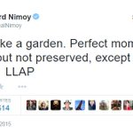 RIP Leonard Nimoy. Actor Leonard Nimoy was 83 and passed away this morning. #LongLiveAndProsper http://t.co/9VhagW0pwI