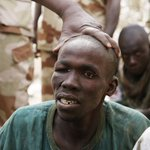 """PHOTOS: Chadian military captures suspected members of Boko Haram, including """"The Butcher"""": http://t.co/4Q8Nwd92fc http://t.co/QI4pA4JWQd"""