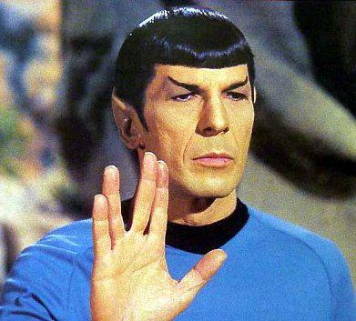 Logic is the beginning of wisdom, not the end - Leonard Nimoy http://t.co/kg22subUCh