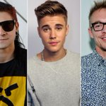 """Listen: @JustinBieber joins @Skrillex & @Diplo for their somber track """"Where Are U Now"""" http://t.co/dwolRRgKS0 http://t.co/YV7UYS5Dxz"""