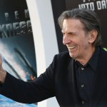 Nasa has posted a tribute on Twitter to Star Trek star Leonard Nimoy http://t.co/Hzdp5Vr1io http://t.co/agjxlTIjQd