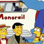 Who could forget Leonard Nimoys classic cameo in The Simpsons episode Marge vs. The Monorail? http://t.co/yCLauM6KqZ http://t.co/27SMZOOmQH