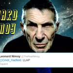 RIP @TheRealNimoy, an inspiration to so many women and men here at the Canadian Space Agency. #LLAP #StarTrek http://t.co/xTJmZhP0YH