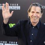 """Leonard Nimoy, Star Treks """"Mr. Spock,"""" dies at 83: http://t.co/LSgfwPpWf1 http://t.co/G3477BDvf4"""