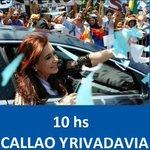 Mañana, todos al Congreso con @CFKArgentina #1MTodosConCristina http://t.co/GE1ERgzpak @LaCorrienteCABA