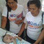 En los #10DiasdeOración hermandad de la Iglesia Horeb La Victoria A #MPN visitan hospital de Chiclayo. http://t.co/0rPLnOaCQf