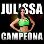 ¡Tenemos Campeona en @calle7tc! @JulissaC7tc gana la 6ta Temporada de la ¡Competencia de Verdad! #JulissaCampeona http://t.co/7THa96Ec9t