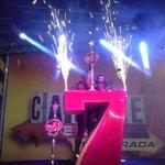 ¡Julissa Jiménez NUEVA CAMPEONA DE CALLE 7! ¿Cuántos RTs le das a este GRAN momento? ¡#JulissaCampeona! http://t.co/mnitqxolFG