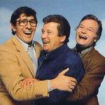 Leonard Nimoy, William Shatner, et DeForest Kelley http://t.co/JiwyfCyGpU