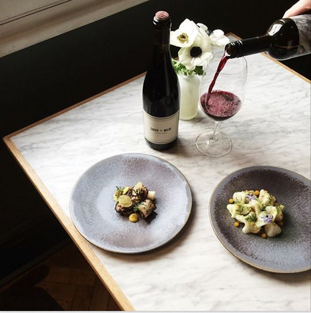 Join us on 18th March for a special 8 course menu with wines selected by Michael & Charlotte Sager! @sagerandwilde http://t.co/Hdr7EvvC1P
