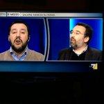 - Idea, perché non mandiamo Marco contro Salvini in tv? (fatto) #gazebo http://t.co/cidg1RdIPw