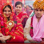 Movie Review: #DumLagaKeHaisha   http://t.co/39ntonk5Tn  @radiochatter says: Plus-size love story with a big heart