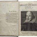 Shakespeare's earliest published plays to visit Kansas City in 2016: http://t.co/PbxVjUBqo3 @KCLibrary http://t.co/ookOqMY2AJ