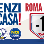 ++ DOMANI! #RENZIACASA ++ SABATO, ROMA h15 PIAZZA DEL POPOLO. CON IL CAPITANO! #SALVINI http://t.co/YYDwc4TyT8 http://t.co/oUJ2TYbtxp