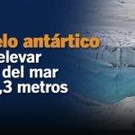 El agua está licuando el hielo antártico, advierten científicos: http://t.co/yA7kdZUr5a http://t.co/8BZuOd1vzA