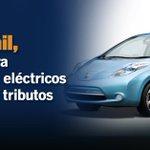 Autos eléctricos podrían llegar desde inicios del segundo semestre del 2015, según funcionario http://t.co/eVGgdnccmR http://t.co/awniLEkQvw