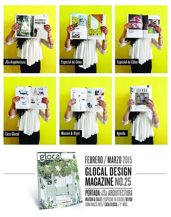 ¡Disfruten de Glocal 25! http://t.co/vwUI9sBLR4