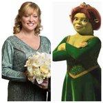 She looks like Princess Fiona #shreklook #EELive #Gogglebox http://t.co/lm4mHFqg1P