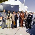The Shuttle Enterprise via NASA http://t.co/tbocWremWT http://t.co/6zACcrD7fq