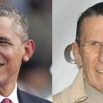 President Obama has released a super touching statement in remembrance of Leonard Nimoy: http://t.co/OV7SVpqhfH http://t.co/nn3b13Z1H0