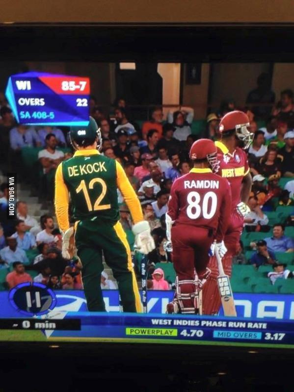 Maybe I'm a tad immature but this had to be the highlight from today's match from Sydney http://t.co/CFuE8O5Hvj