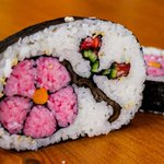 #Fotogalería | #Sushi hecho arte: http://t.co/t6aha0PhQv http://t.co/7sAO8R79Af