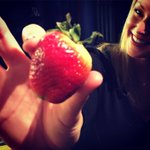 Whats in a strawberry? #Tampa oncologist says cancer preventing goodness on @abcactionnews 6pmET @FLStrawberryFst http://t.co/MP6UchACNb