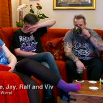 Placenta in a bucket? Jay be like … #Gogglebox http://t.co/7QV1MSXlkG