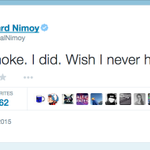 Leonard Nimoy died of COPD. He wanted every smoker to quit http://t.co/8PwsFTmuYW http://t.co/bjxNGkAW0T