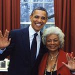 """President Obama: """"I Loved Spock"""" http://t.co/K3LH3gH4m0 http://t.co/tXEdDnkzGI"""