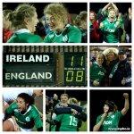 RT to congratulate @IrishRugby women on their brilliant 11-8 victory over world champs England tonight! http://t.co/u8osMU2QxU