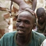 """Striking Images Of The Chadian Army Fighting Boko Haram In Nigeria with Boko Haram """"Butcher"""" http://t.co/OWWwwqMT0q http://t.co/e5Yfmj5Yq5"""