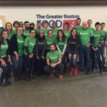 #Boston companies looking to run a volunteer day, go to @Gr8BosFoodBank. Fantastic cause at a well run organization. http://t.co/sJso3weZd9
