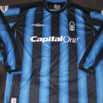 My favourite Forest away kit was our White and Gold one from 2003! #nffc http://t.co/WDUzweQBSt