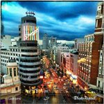 Buenas noches #Madrid! By @castromil #madridmola http://t.co/MkiAktFL4C