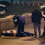 Фотография Мартина из ЖЖ с места убийства. Тело Немцова все еще лежит на мостовой: http://t.co/H93yesLPOl http://t.co/p6aPArJa8Q