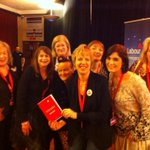 With @labourwomen members after the overwhelming vote in favour of #repealthe8th at #LP15 @sineadmahern http://t.co/5qMhIyxir1