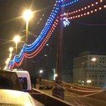 Boris Nemtsov, shot dead. Kremlin church bells ringing out. No words. http://t.co/eQIv4K9Cfe