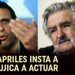 #Capriles pide a Mujica actuar frente a crisis #venezolana http://t.co/FjZnZTSu61 http://t.co/zZWq8eZvl0