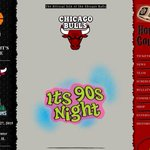 Tonight is 90s night at the Bulls game and http://t.co/rFOXT3uv5p has gone retro! http://t.co/UEjLewpNqP