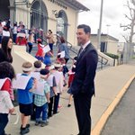 The Kindergarten Patriotic Performance today at East Whittier MS, performed by Ocean View Elementary students. #AD57 http://t.co/Cfis3IwpOw