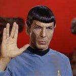 RT @interaksyon: Leonard Nimoy, #StarTreks #Spock, dies at 83 http://t.co/KRc2DAilfo http://t.co/d84pqkzOCZ