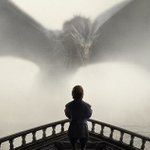 RT @Variety: It's Tyrion vs. dragon! Check out the new #GameOfThrones poster and two clips from S5: http://t.co/ZoWSDoPrNQ