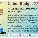 Union Budget FAQs: Components of budget #बजट2015 #Budget2015 http://t.co/4Hn6r3jexw
