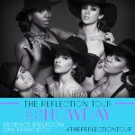 #TheReflectionTour STARTS TODAY!!!! CAN YOU TELL HOW EXCITED WE ARE?? http://t.co/IroO2L0HED