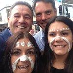 Selfie with @RichardMarlesMP & Corrina OToole & Milly Livesey at Geelongs biggest festival celebrating #PakoFesta ???? http://t.co/sKfvgqQROb
