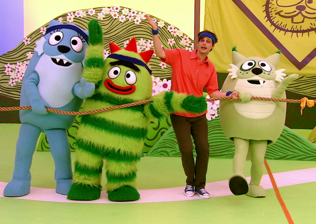 Our friend @GUBLERNATION had so much fun at Day Camp with the Gabbas! What's your favorite camping activity? http://t.co/rTP7EcUMby